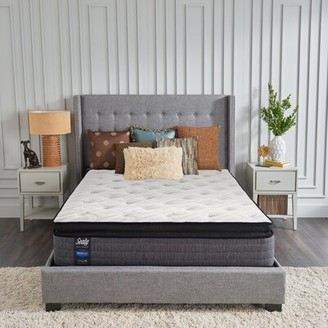 "Sealy Response Performance 13.5"" Medium Pillow Top Mattress Mattress Size: King"