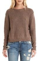 Michael Stars Women's Metallic Knit Sweater