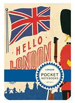 Cavallini & Co. Pocket Notebook Set London