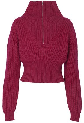 Jacquemus Mock Neck Sweater