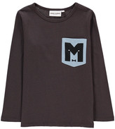 Mini Rodini Organic Cotton M T-Shirt with Pocket