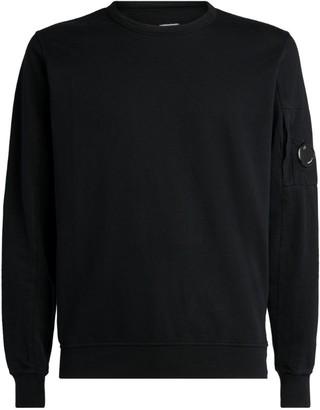 C.P. Company Goggle-Arm Sweatshirt