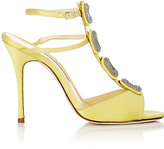 Manolo Blahnik Women's Suwny Sandals-YELLOW