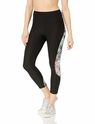 Spalding Women's Side Stripe Agility Cropped Legging