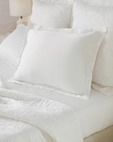 Soma Intimates Luxe Sateen Standard Pillow Sham Set Ivory