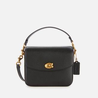 Coach Women's Cassie Cross Body Bag 19 - Black