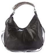 Saint Laurent Leather Mombasa Bag