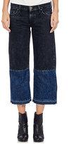 Simon Miller Women's Hiko Wide-Leg Jeans-BLUE