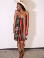 Tysa Short Perfect Dress In Serape