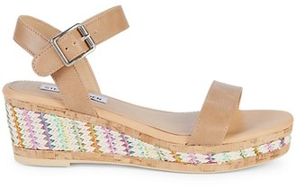 Steve Madden Girl's Jbora Wedge Sandals