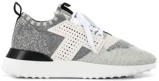 Tod's lace-front sneakers