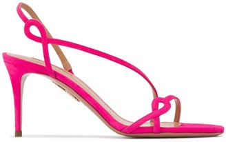 Aquazzura High Heel Strappy Sandals
