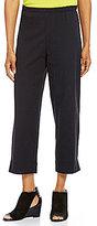 Bryn Walker Crop Pull-On Pants