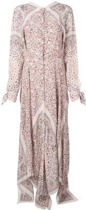 Altuzarra Northwest floral print maxi dress