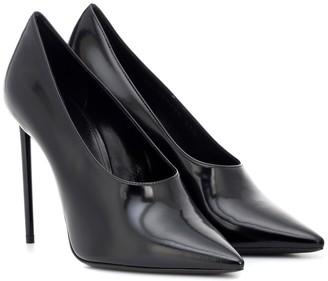 Saint Laurent Jazz patent leather pumps