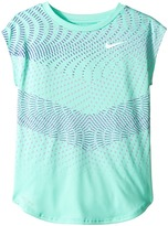 Nike Chevron Geo Dri-FIT Modern Tee (Little Kids)