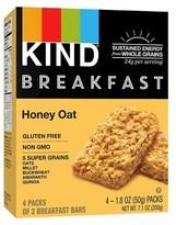 Kind Healthy Grains Honey Oat Breakfast Bars 4CT