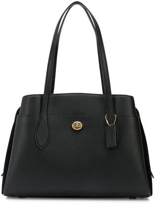 Coach Lora luggage bag