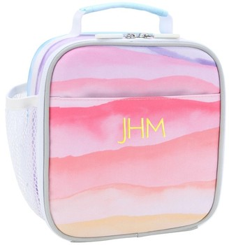 Pottery Barn Teen Gear-Up Strata Recycled Lunch Box