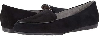 Me Too Anissa (Black Suede) Women's Shoes