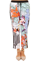 Clover Canyon Floral Silhouettes Pants