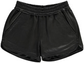 Little Remix Leather Erin Shorts
