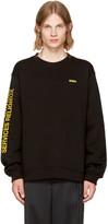 032c Ssense Exclusive religious Services Sweatshirt