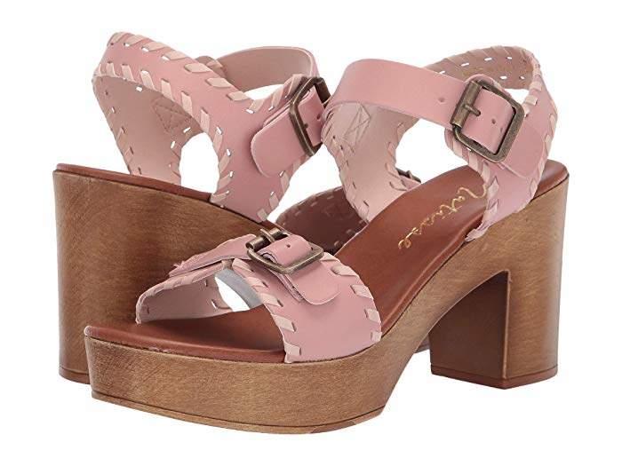 af9158c72 Wooden Heel Women's Sandals - ShopStyle