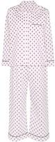 Pour Les Femmes Fleur De Lys print pyjama set