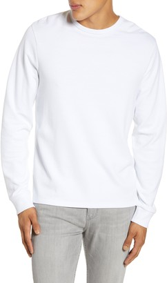 Frame Quilted Back Panel T-Shirt