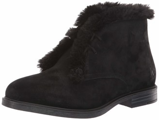 Hush Puppies Women's Bailey Fur Chukka Boot