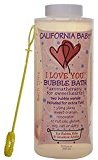 California Baby Bubble Bath, Aromatherapy, I Love You 13 fl oz (390 ml)