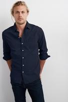 Fletch Woven Button-Up Shirt