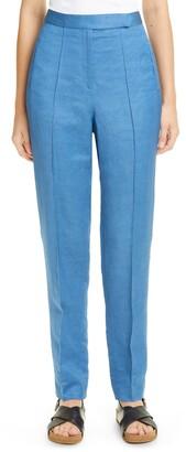 PARTOW Shelton Linen Blend Pants