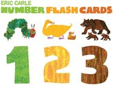 Chronicle Books Eric Carle Number Flash Cards