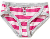 Copper Key Big Girls 7-16 Rugby Stripe Hipster Panty