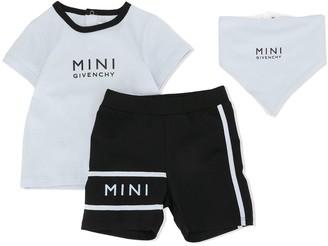 Givenchy Kids Branded Babywear Set