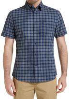 Sportscraft Short Sleeve Tapered Phillip Shirt