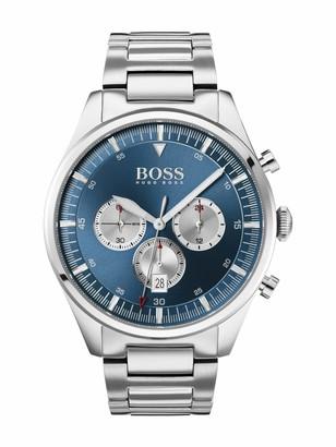 HUGO BOSS Men's Chronograph Quartz Watch with Stainless Steel Strap 1513713