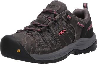 Keen Women's Flint Ii Low Steel Toe Construction Shoe