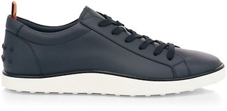 Tod's Casetta 52B Leather Sneakers