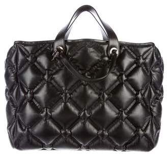 Chanel 2016 Chesterfield Large Shopping Tote
