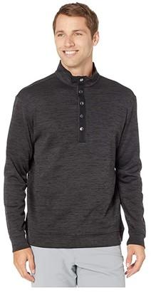Straight Down Cashman Snap Front (Black) Men's Clothing