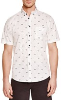 Sovereign Code Morock Slim Fit Button Down Shirt