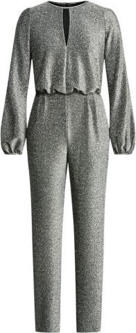 Thumbnail for your product : Ralph Lauren Metallic Long-Sleeve Jumpsuit