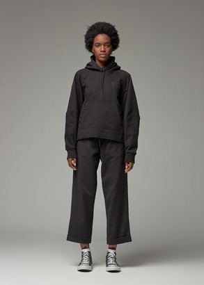 Y-3 Women's Classic Chest Logo Hoodie in Black Size XS