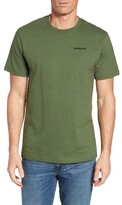 Patagonia Men's 'Trout Fitz Roy' Organic Cotton T-Shirt
