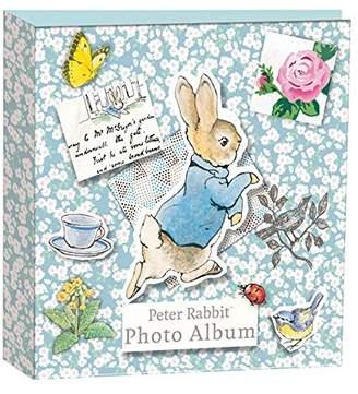 Peter Rabbit Pin Up Chunky Photo Album-Peter Rabbit, 22.1 X 22.7 X 4
