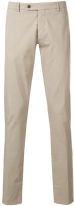 Berwich Straight-Cut Trousers