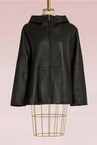 The Row Lennai hooded jacket
